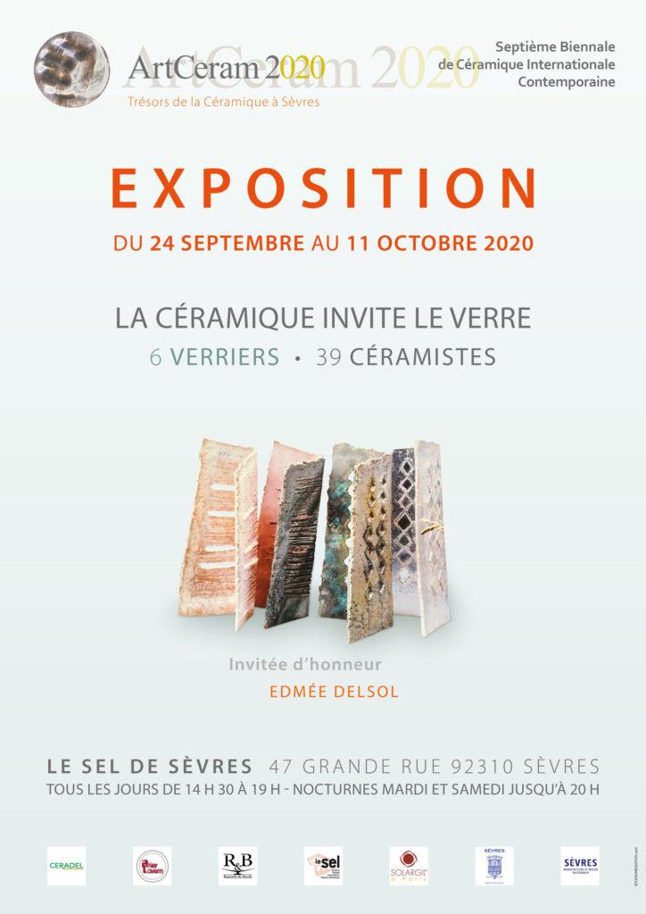 ArtCeram 2020 – Sèvres